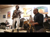 Chris Dave Drumhedz w. Kebbi Williams @ Music in the Park ATL - Sun May12016