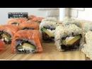Как Приготовить Вкусные Суши Дома Филадельфия, Калифорния, Мой ДОМАШНИЙ РЕЦЕПТ! Sushi Recipe