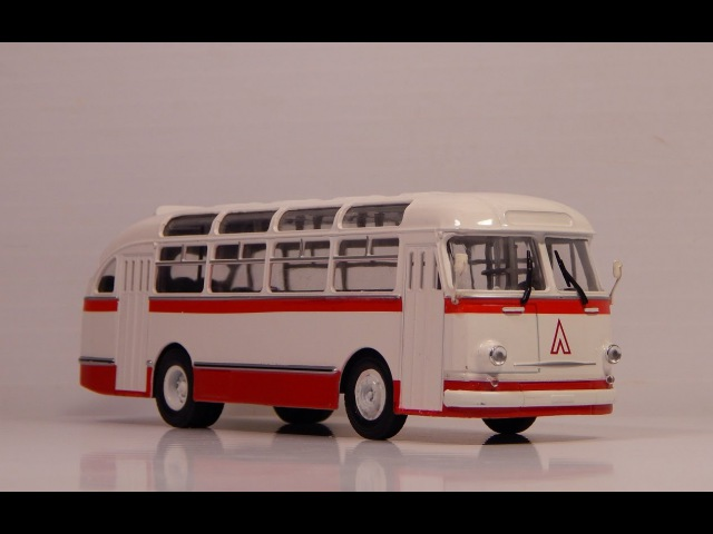 ЛАЗ-695Е ClassicBus