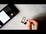 Samsung Galaxy S7 Edge: Связь(Как сделать 2 SIM+MicroSD)