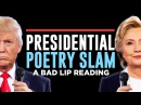 PRESIDENTIAL POETRY SLAM — A Bad Lip Reading of the Second Presidential Debate