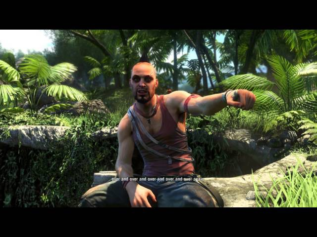 Far Cry 3 - Vaas' definition of Insanity True HD Max settings