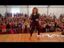 La Alemana - Bachata Lady Style - Barcelona Dance Congress 2016