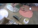 Простая и быстрая имитация древесины видео урок Аллы Мавриной Материалы и Инструменты