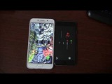 Samsung Galaxy A7 2016, A710 vs Iphone 6 IOS 9 New version Antutu