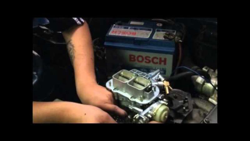 Carburador weber bmw 320