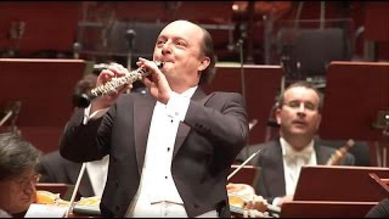 Mozart Oboenkonzert C-Dur KV 314 ∙ hr-Sinfonieorchester ∙ François Leleux ∙ Andrés Orozco-Estrada