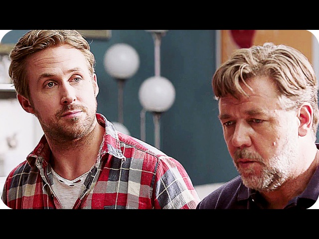 THE NICE GUYS All Viral Videos 2016 Ryan Gosling Russell Crowe Couples Therapy