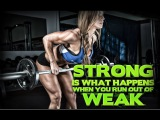 Girls With Muscle - Female Bodybuilding Motivation (FitABS - Mood Music)