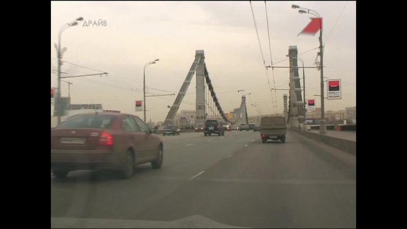 Городские Джунгли Москва (от Земленого вала вокруг по Садовому кольцу)