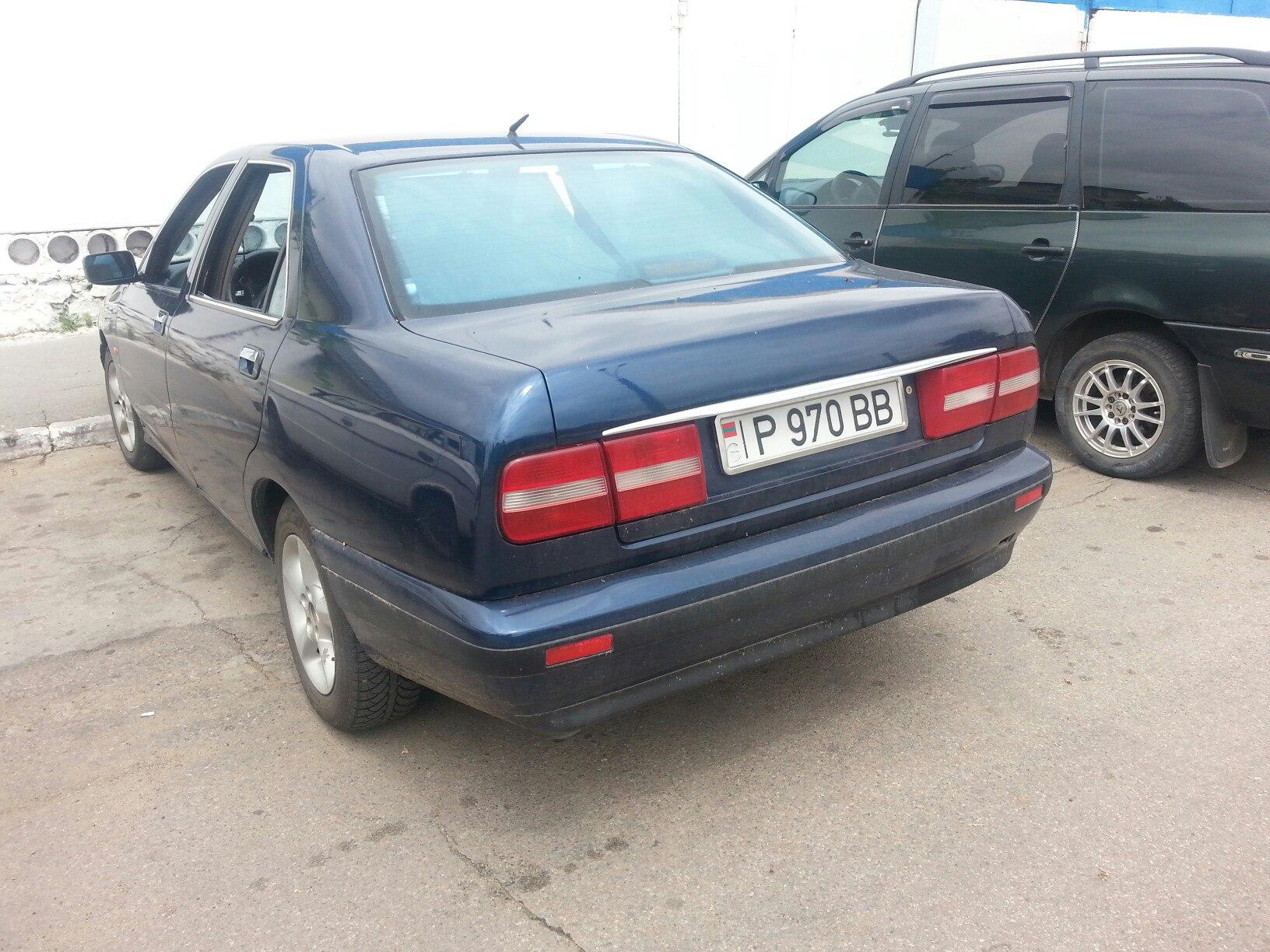 Продам или обменяю lancia kappa 1996 год