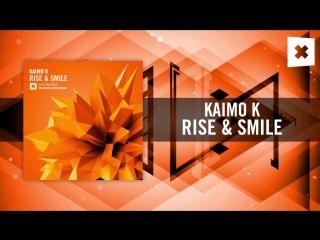 Kaimo K - Rise  Smile FULL (Amsterdam Trance)