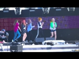 160903 Incheon Sky Festival (Rehearsal)| Red Velvet - Dumb Dumb [Fancam by DaftTaengk]