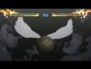 Техника Пейна и Конан против Наруто