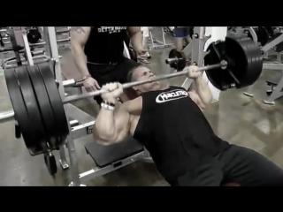 Bodybuilding Motivation - Eat Right... Sleep Well... Train Hard!