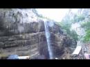 Август 2011. Кабардино-Балкария. Чегемские водопады - 1.