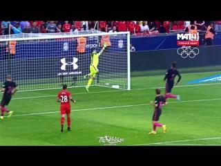 Grujic vs Barcelona | Kulikov | vk.com/nice_football