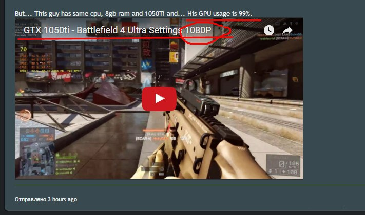 Low performance GTX 1060, bad fps, especially in battlefield
