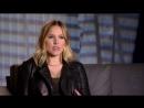 Интервью с Кристен Белл в рамках фильма «Вероника Марс» 2014