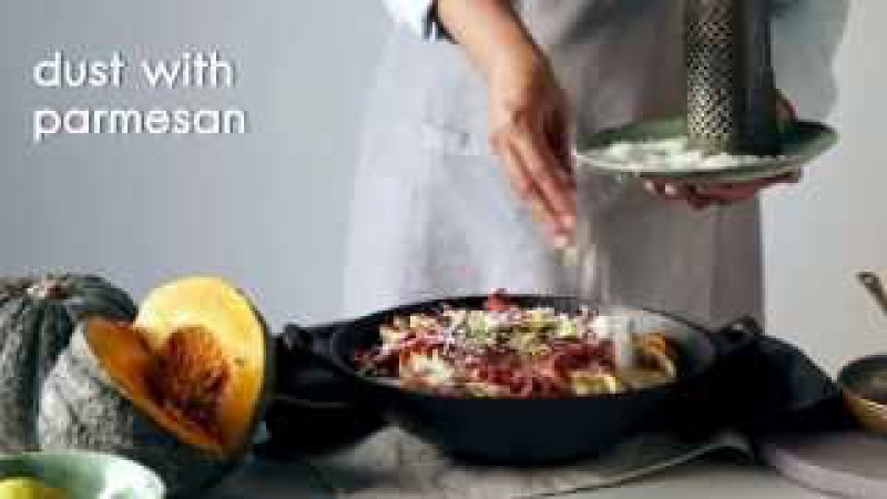 Roasted Butternut Ravioli Ricotta Bake | Flavour Society | Woolworths