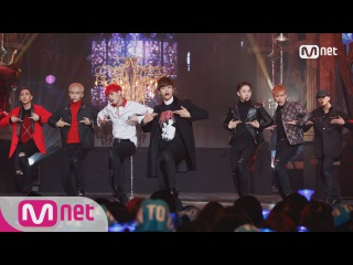[BTOB - I'll be your man] Comeback Stage   M COUNTDOWN 161110 EP.500