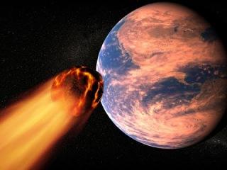 Климатологи не подозревали,что такое явление существует.Конец света.Апокалипсис.В ожидании смерти