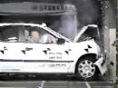 Crash Test 1999 - 2005 Nissan B15 Sunny (Full Frontal) JNCAP