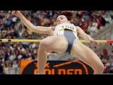 Эротические моменты легкой атлетики. Спорт ТВ
