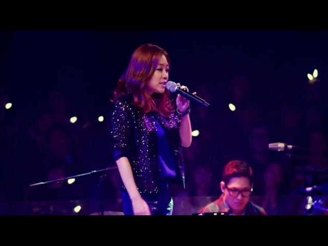 131121 Lena Park Kim BumSoo - Man and Woman @ 2013.11.21 Live Concert