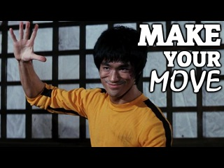 Bruce Lee - Make Your Move
