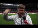 ВИДЕО ДНЯ. Рамзан Кадыров перед матчем Россия - Румыния