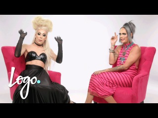 The Pit Stop w/ Raja & Alaska | RuPaul's Drag Race All Stars Recap (Season 2 Finale) | Logo