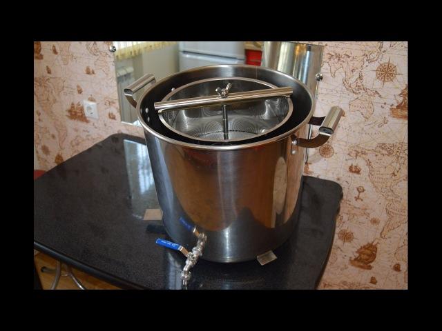 Пивоварня своими руками 4 часть Собираем железо