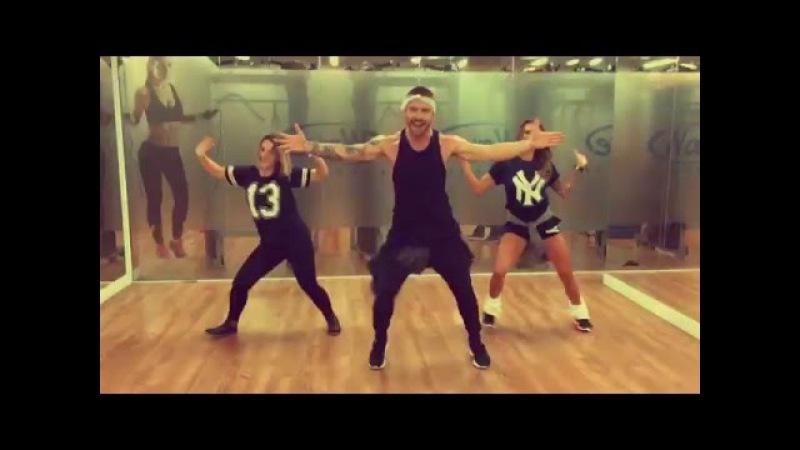 Baddest Girl in Town - Pitbull (feat. Mohombi Wisin) - Marlon Alves Dance MAs
