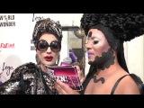 Bianca Del Rio at RuPauls Drag Race Season 8 Finale Red Carpet