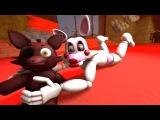 [SFM FNAF] #Mangle & Foxy Plushie