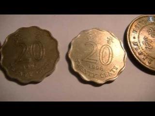 Монеты разных стран мира - World coins