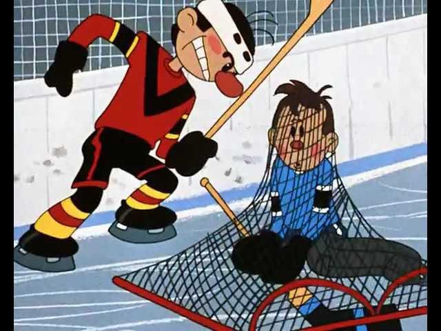 Шайбу! Шайбу! | Советские мультфильмы для детей и взрослых ifq,e! ifq,e! | cjdtncrbt vekmnabkmvs lkz ltntq b dphjcks[