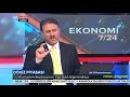 Yiğit Bulut Ekonomi 7/24 Ekonomi Gündemi TRT Haber 30 Mayıs 2016