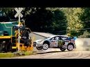 Modern Traking - Jump in my Car. Ken Block drift extreme race