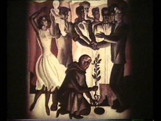 Пространство и образы художника Ю.К.Королёва