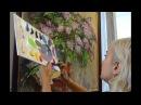 Как правильно смешать необходимый цвет Ольга Базанова