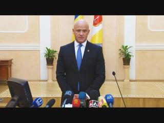 Геннадий Труханов: Гуманитарный саммит. Участие Одесского городского головы