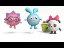 Малышарики - Лошадка - Уборка игрушек - серия 24 - обучающие мультфильмы для малыше