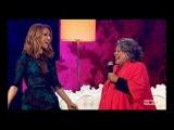 Ginette Reno chante Tu es l
