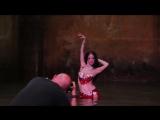 As of stills glimpse of Stefania belly dancer.