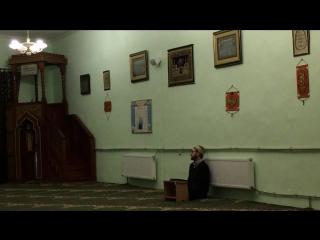 3-2)Джиназа-Намаз - шейх Рустам Гафури (04.12.2016 г. Харьков)