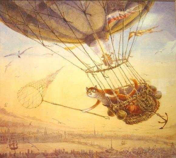 В Петербурге появится воздушный шар для туристов.