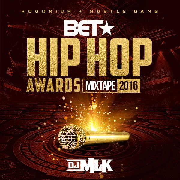DJ MLK - BET Hip Hop Awards - 2016