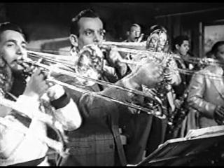Серенада Солнечной долины (США, 1941) музыкальная комедия, Глен Миллер, советская прокатная копия, дубляж